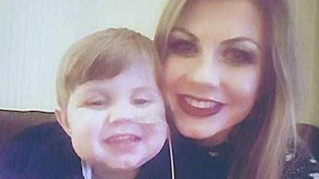 Para salvar filho, mãe vai doar dois órgãos