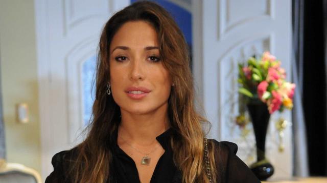 Giselle Itié protesta por ter foto denunciada: 'Vocês me dão vergonha'