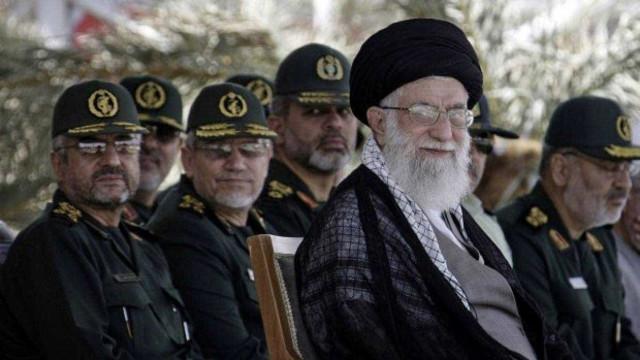 EUA pretendem declarar forças  armadas do Irã como terrorista