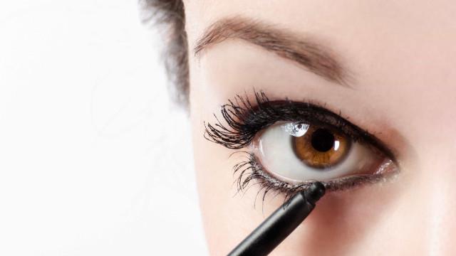 Lápis de olho de má qualidade pode causar terçol
