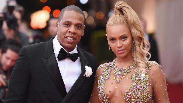 Revelada foto nunca antes vista do casamento secreto de Beyoncé e Jay-Z