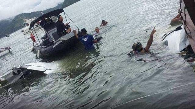 Mulher resistiu à queda de avião de Teori, mas morreu afogada