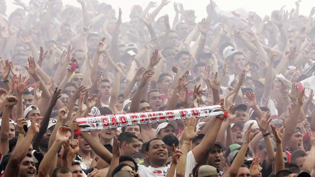 Calor no RJ preocupa o São Paulo para jogo contra o Botafogo