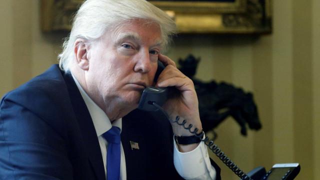 Trump recebe braço-direito de Kim Jong-un na Casa Branca