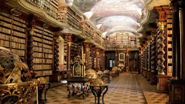 Conheça as 10 bibliotecas mais bonitas do mundo