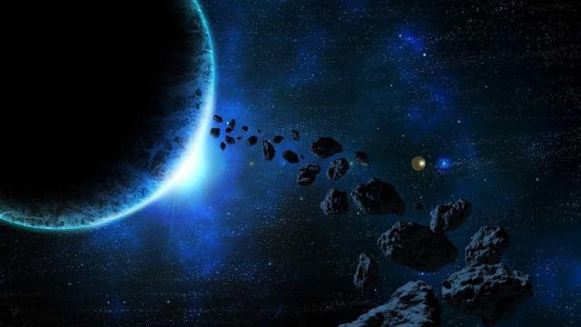 Vídeo mostra rota de asteroide que está se aproximando da Terra