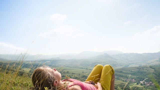 Duas horas ao ar livre garantem a saúde, aponta estudo