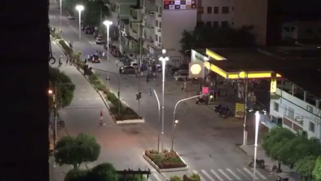 Capixabas evitam sair de casa após greve da Polícia Militar no ES