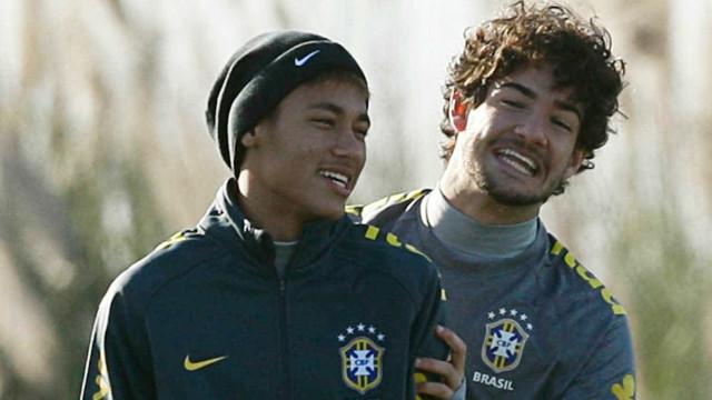 Neymar e Pato terão recursos analisados pela Fazenda nesta quarta