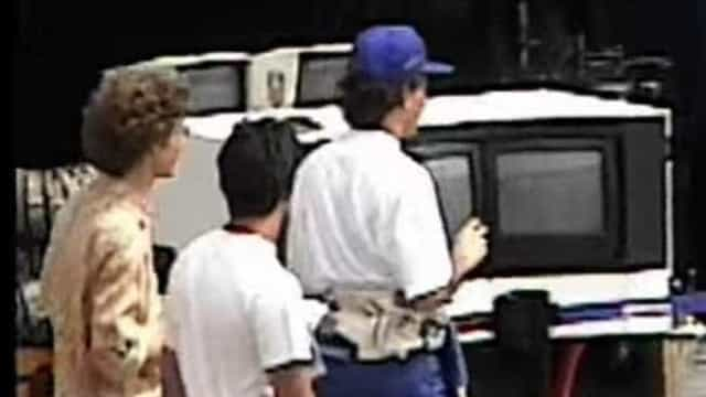 Vídeo inédito mostra Senna pouco antes de morrer