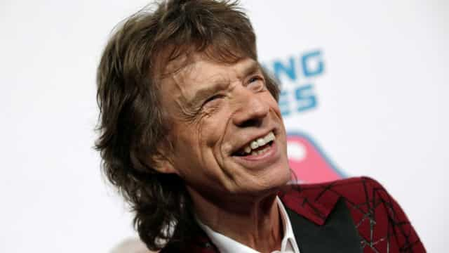 Mick Jagger diz estar 'muito melhor' após cirurgia cardíaca nos EUA