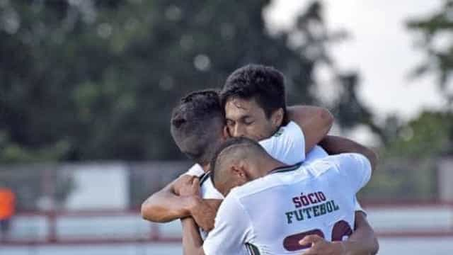 Fluminense controla Volta Redonda segue 100% no Estadual