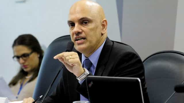 Discursos de ódio e antidemocráticos devem ser punidos, diz Moraes