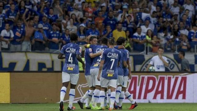 Com tranquilidade, Cruzeiro derrota  Murici e avança na Copa do Brasil