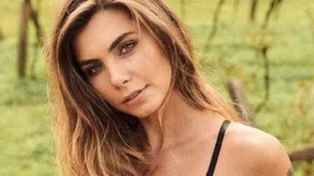 Playboy divulga primeira foto do ensaio com filha de Datena