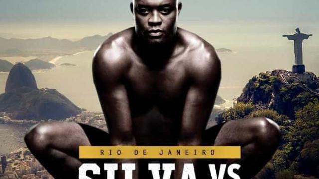 Anderson Silva lutará no Rio de Janeiro em junho