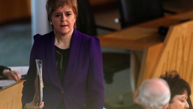 Escócia formaliza pedido por novo plebiscito separatista