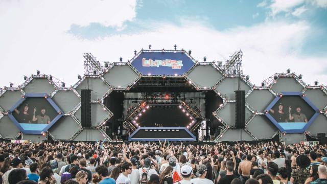 Caetano e Los Hermanos estarão no Lollapalooza Argentina e Chile