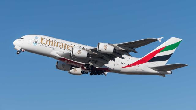 Maior avião comercial do  mundo lança rota em São Paulo