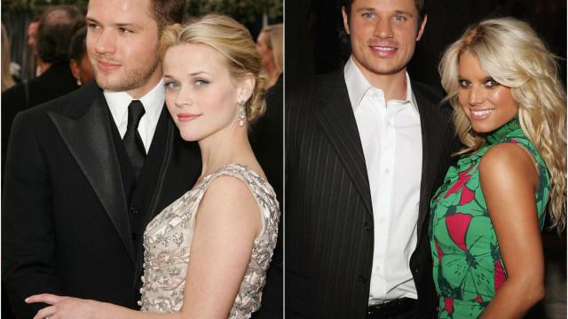 Saiba quem são as celebridades que se separaram antes dos 30