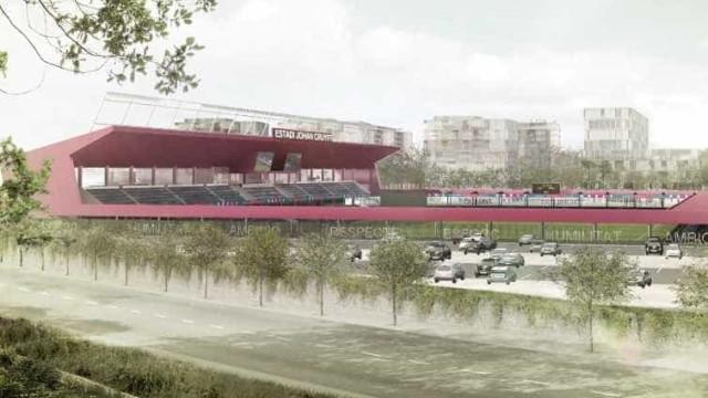 Em vídeo, Barcelona mostra como será o novo estádio da base