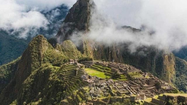 Machu Picchu vai instalar câmaras por causa dos turistas