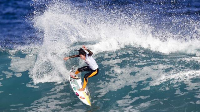 Surfistas brasileiros mostram empolgação para a Tríplice Coroa Havaiana