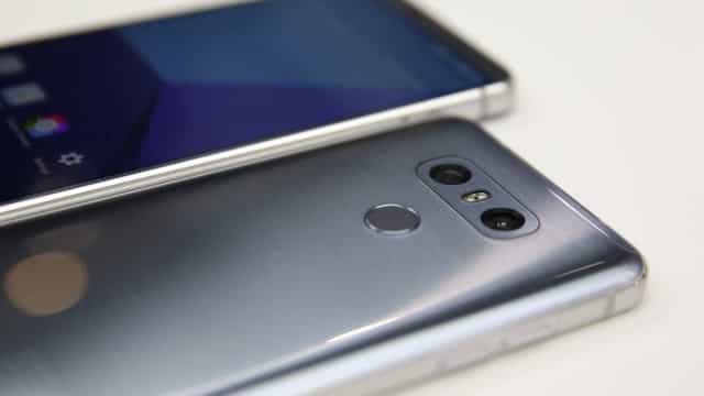 Novo celular top de linha da LG deve vir com cinco câmeras
