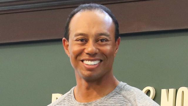 Tiger Woods é operado pela quinta vez nas costas e fica mais longe da Olimpíada