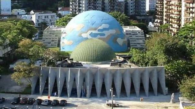 Planetário da Gávea é tombado como patrimônio histórico