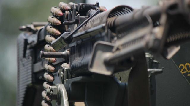 PMs de SP são treinados para usar armas de guerra em ação contra o PCC