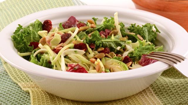 Confira uma ótima opção de salada para pré-treino