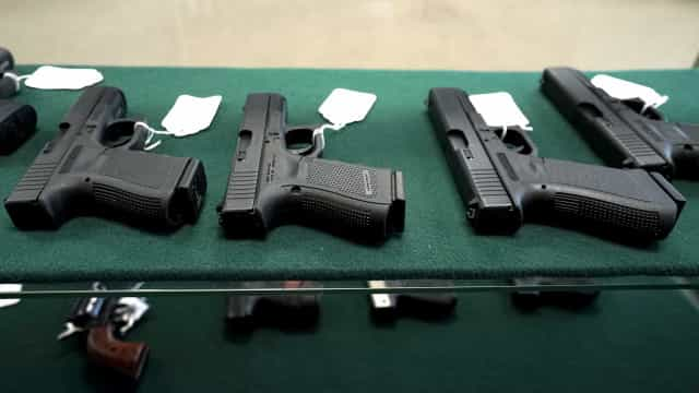 Exército libera arma de calibre maior a civil
