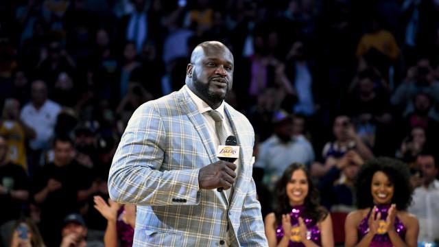 Shaquille O'Neal pede cancelamento da temporada da NBA