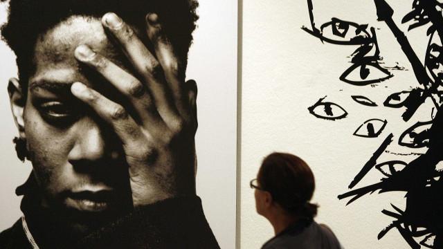 Obra de Basquiat é vendida por preço recorde