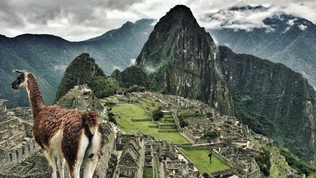 Brasileiros são detidos em Machu Picchu por dano ao patrimônio