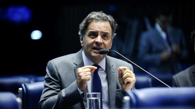 Moraes suspende depoimento até Aécio ter acesso a delações