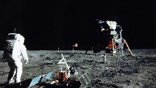 NASA quer recuperar poeira da Lua vendida acidentalmente