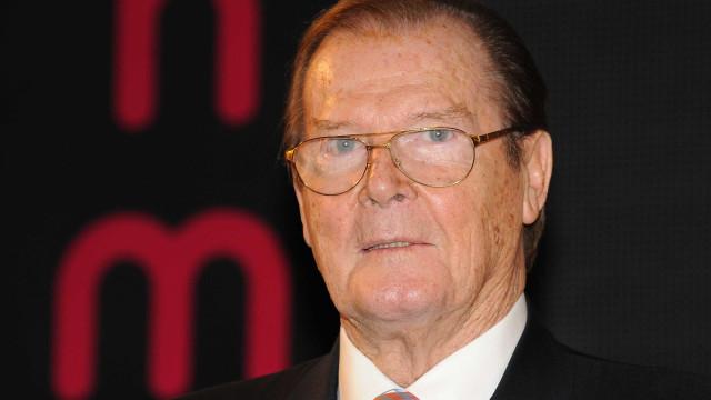 Morre o ator de James Bond, Roger Moore, aos 89 anos
