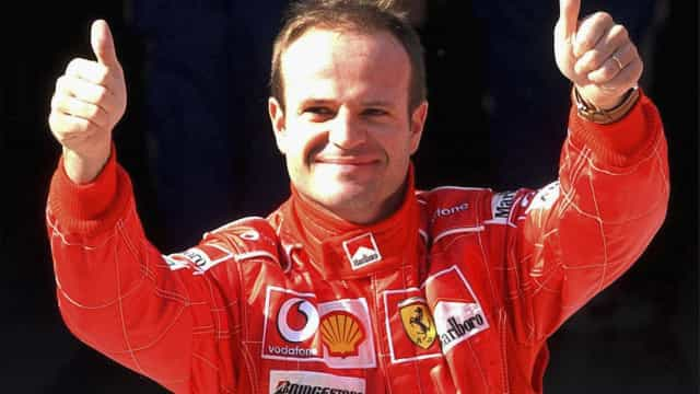 Barrichello critica Casseta & Planeta por piadas que o chamavam de 'atrasado'