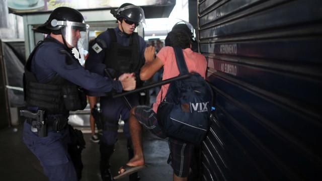 1 em cada 3 pessoas assassinadas no RJ foi morta por polícias