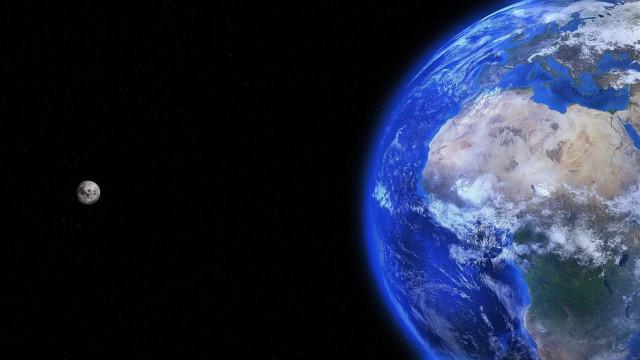 NASA fotografa o planeta Terra a mais de 60 milhões de km; veja