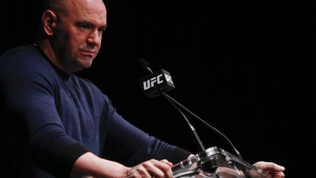 Dana White não desiste e volta a anunciar evento de UFC dia 9 de maio