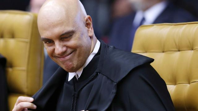 Moraes será relator de inquérito sobre suposta interferência na PF
