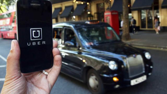 Uber quadriplica preço durante  atentado em Londres