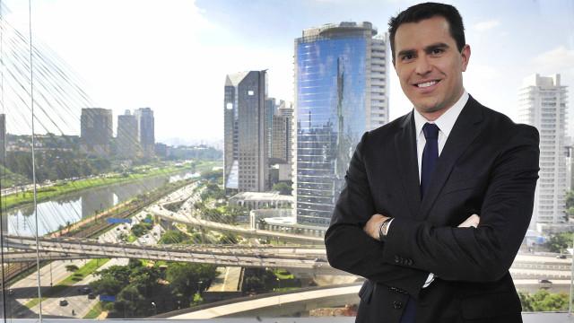 Rodrigo Bocardi se despede de Glória Vanique após ela trocar a Globo pela CNN