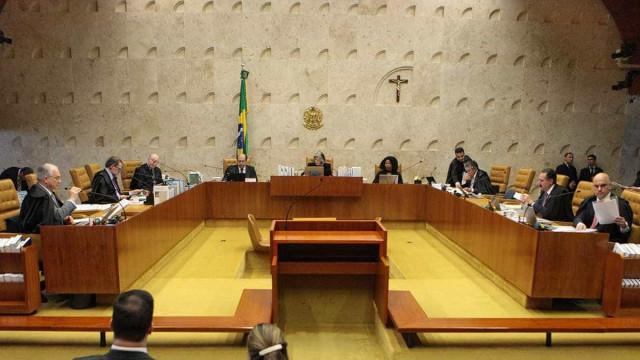 Juiz manda para o Supremo ação do tribunal contra decisão do CNJ