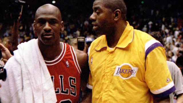 Em filme para comemorar seus 75 anos, NBA reúne lendas e astros atuais