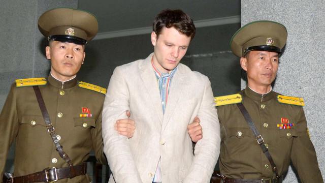 Família de norte-americano processa Coreia do Norte por assassinato
