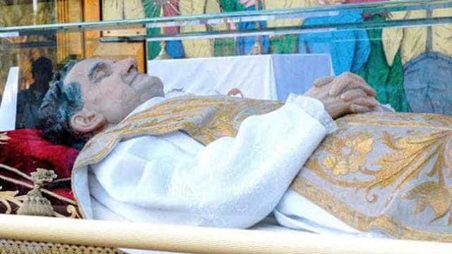 Relíquia com cérebro de  São João Bosco é recuperada na Itália